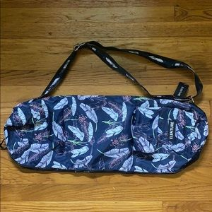 Elenture Yoga Bag NWT